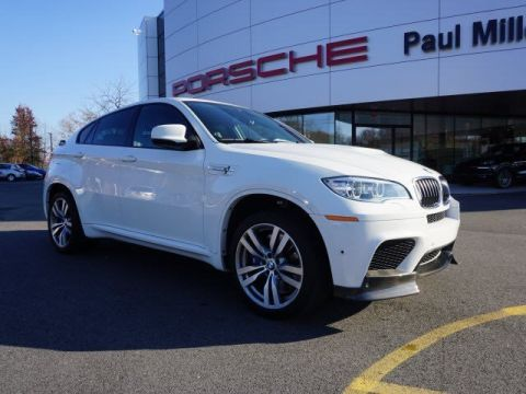 Pre-Owned 2014 BMW X6 M  With Navigation & AWD