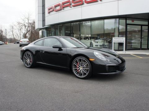 New 2017 Porsche 911 Carrera S RWD 2dr Car