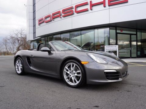Pre-Owned 2015 Porsche Boxster  RWD Convertible
