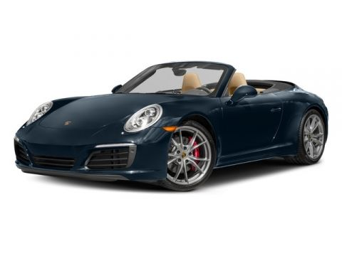 New 2017 Porsche 911 Carrera 4S AWD