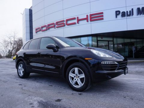 Pre-Owned 2014 Porsche Cayenne  AWD