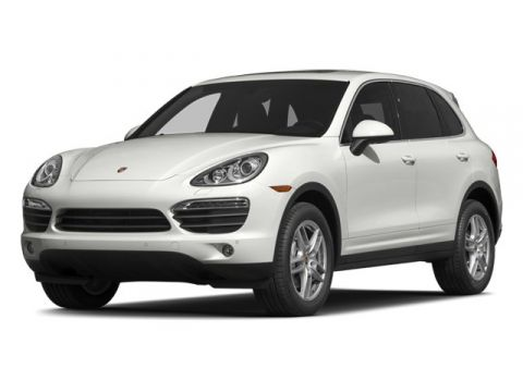 Pre-Owned 2014 Porsche Cayenne S AWD