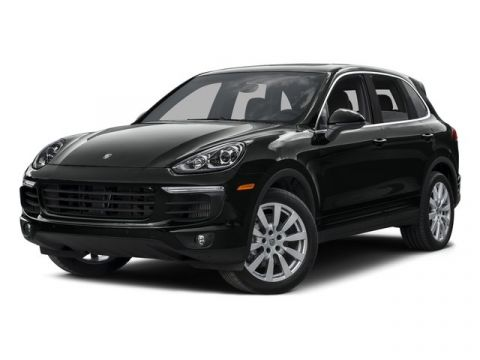 Pre-Owned 2015 Porsche Cayenne S With Navigation & AWD