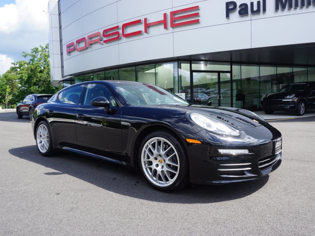pre owned 2016 porsche panamera 4 edition awd 4 edition 4dr sedan in parsippany sl2160492. Black Bedroom Furniture Sets. Home Design Ideas